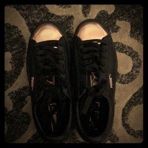 Puma Rose Gold Sneakers